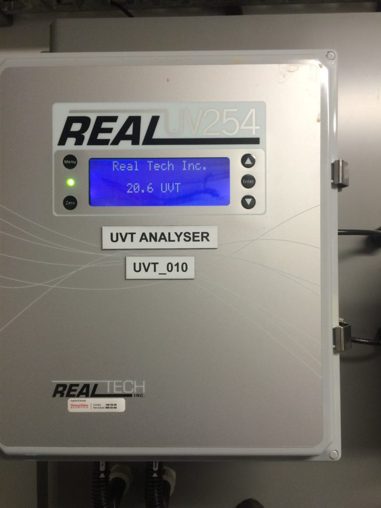 UV system controller