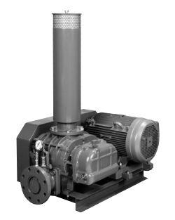Rotary Lobe Displacement Blower - ARH