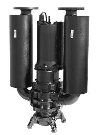 Submersible Type Helical Rotor Blower - RB