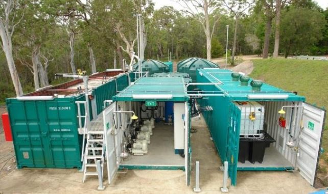 Effluent treatment system operation and maintenance